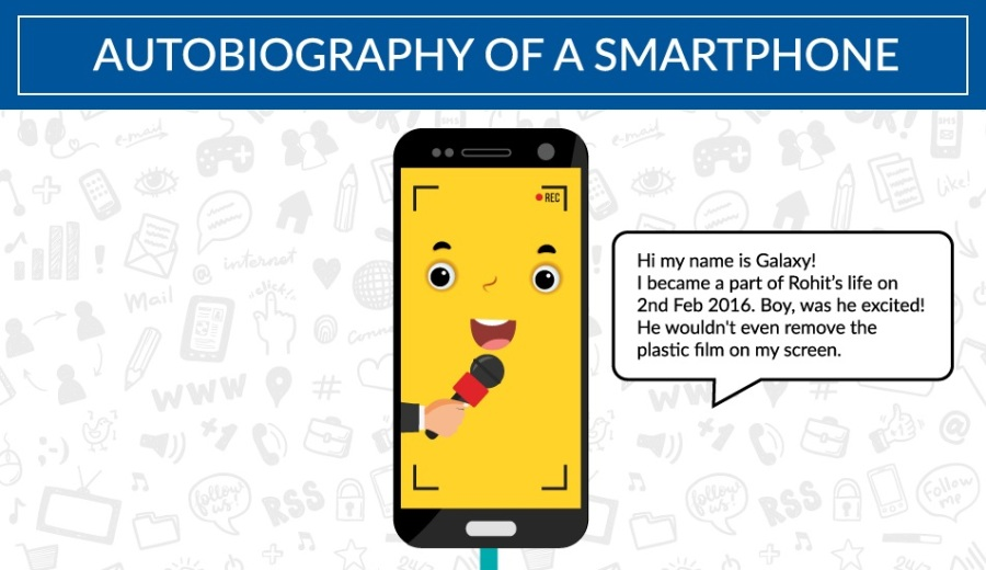autobiography of mobile phone pdf